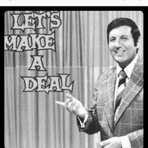 "Love offers... ""LET'S MAKE A DEAL"""